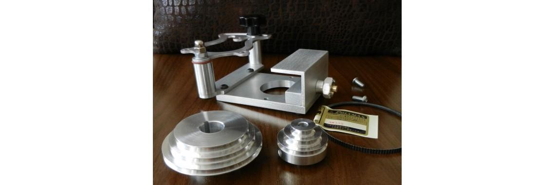 Sieg X1  mini mill belt drive conversion kit