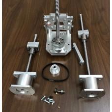Sieg X2P mini mill CNC conversion kit
