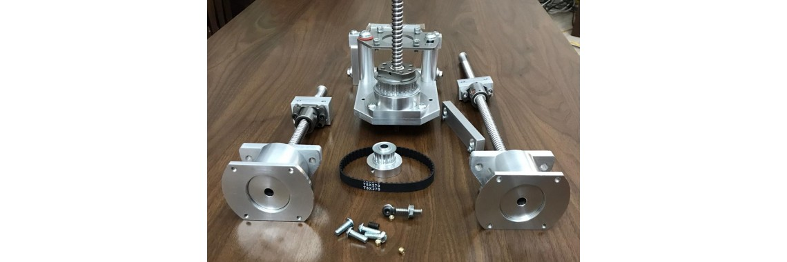 Sieg X2P mini mill CNC conversion kit